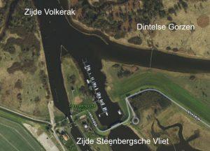 Luchtfoto WSV Volkerak